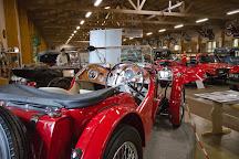 The Car Museum of Vehoniemi (Vehoniemen automuseo), Kangasala, Finland