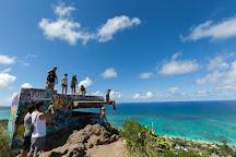 Pillbox Hike, Kailua, United States