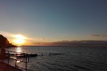 Collwell Bay, Freshwater, United Kingdom