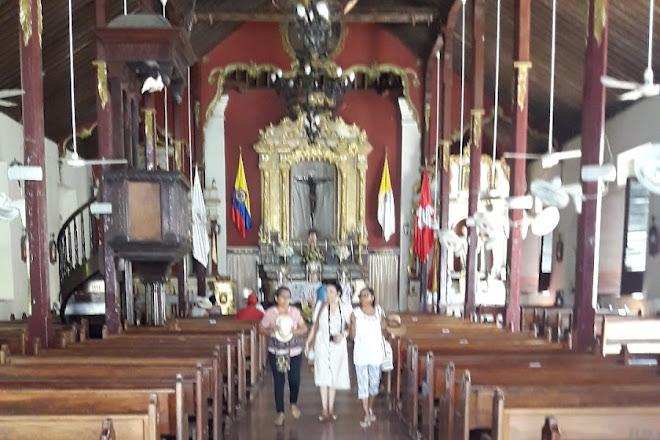 Iglesia de San Agustin, Mompos, Colombia