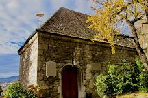 L'Eglise St Vincent, Montreux, Switzerland
