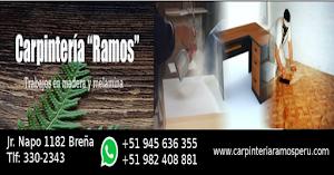 Carpintería Ramos 4