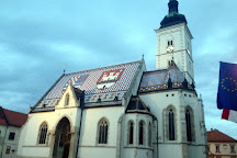 St. Mark's Church (Crkva sv. Marka), Zagreb, Croatia