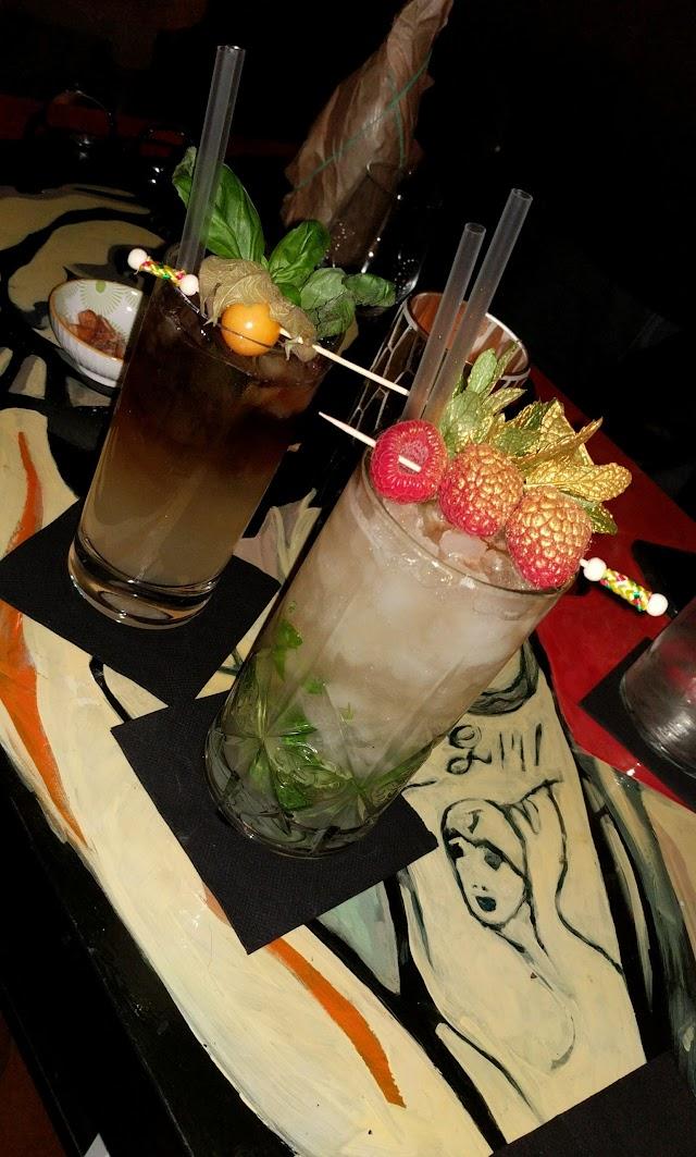 Speakeasy Jazz Club & Cocktails