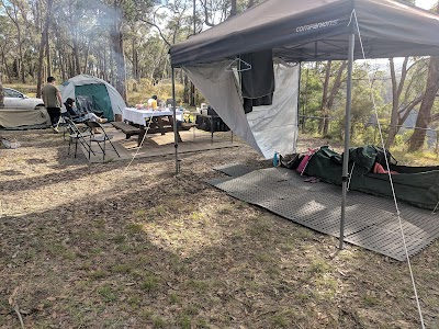 Apsley Falls campground
