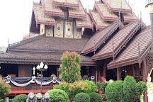 Wat Nantaram, Chiang Kham, Thailand
