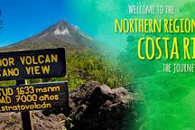 Arenal Star Transfer and Tours, La Fortuna de San Carlos, Costa Rica