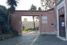 Catacombe San Pancrazio, Rome, Italy