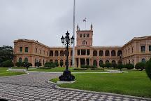 Plaza Uruguaya, Asuncion, Paraguay