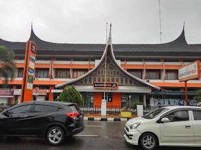 Kantor Pos Padang West Sumatra