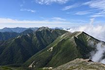Mt. Jonen, Matsumoto, Japan