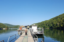 Fontana Village Resort Marina, Fontana Dam, United States