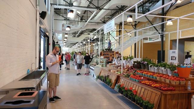 Grand marché de Québec