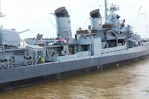 USS Kidd, Baton Rouge, United States