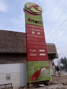 Attock Pump larkana
