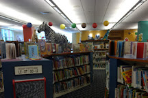 Alice & Jack Wirt Public Library, Bay City, United States