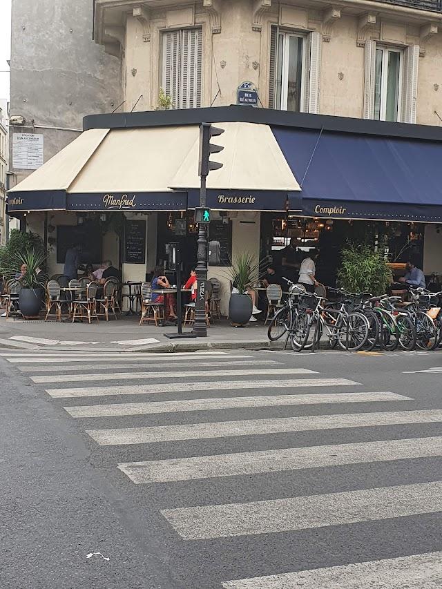 Manfred Cafe Restaurant