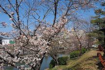 Dogo Park (Ruins of Yuzuki Castle), Matsuyama, Japan