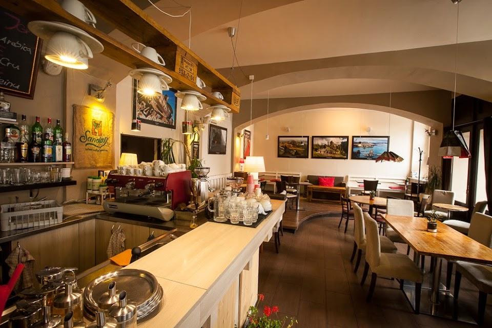 Sicily café