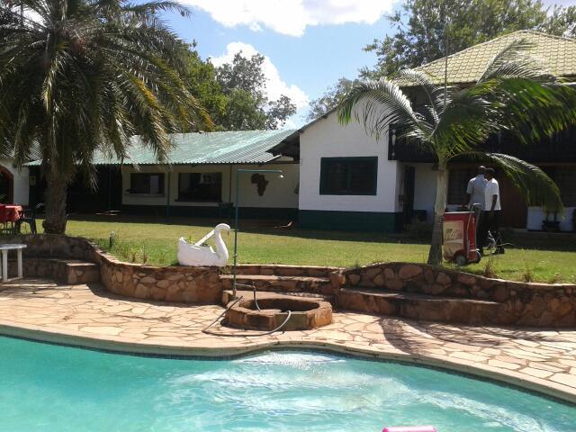 Sandy Beach Safari Lodge