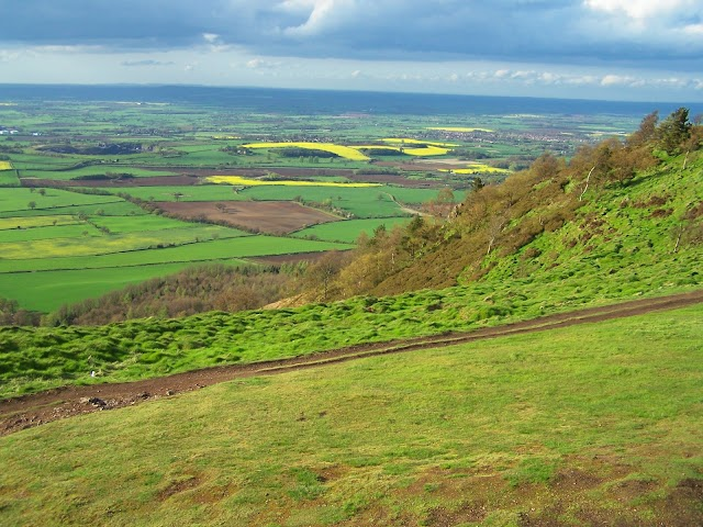 Bottom of the wrekin