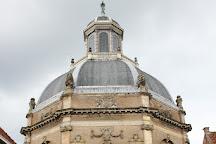 de Oostkerk van Middelburg uit 1667, Middelburg, The Netherlands