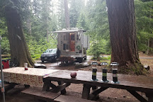 Silver Springs Campground, Enumclaw, United States