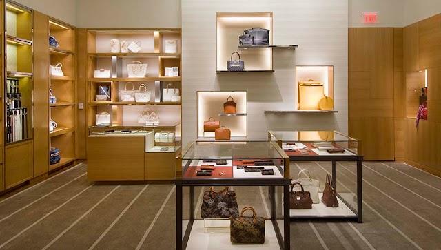 Louis Vuitton Austin Domain