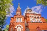 Церковь Иконы Божией Матери Казанская, улица Карла Маркса на фото Ижевска