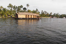 Vembanad Lake, Kerala, India