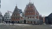 Музей оккупации Латвии на фото Риги