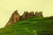 Besh Barmag Mountain, Siyazan, Azerbaijan