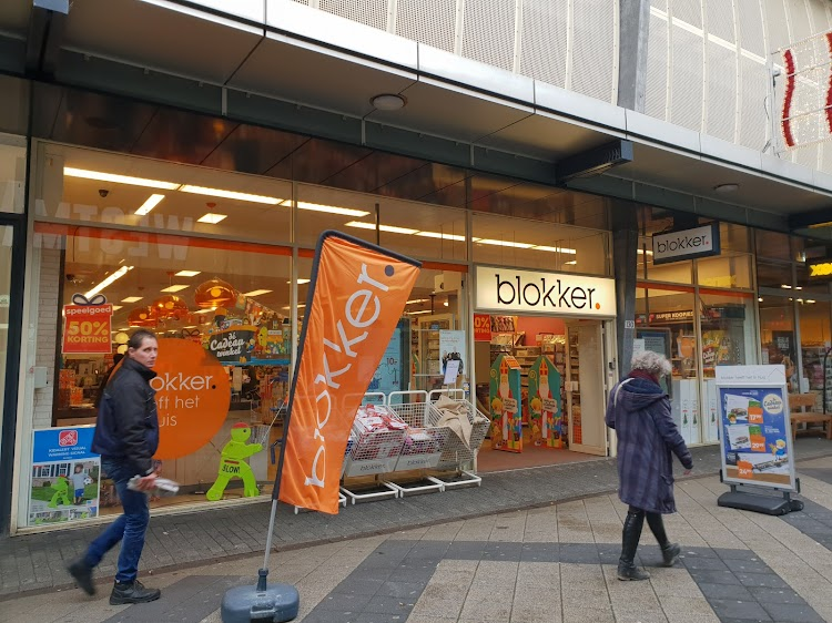 Blokker Amsterdam Osdorpplein Amsterdam