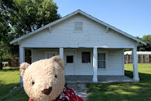 Mickey Mantle Childhood Home, Commerce, United States
