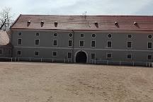 National Stud Kladruby nad Labem, Kladruby, Czech Republic