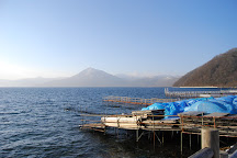 Lake Shikotsu, Chitose, Japan