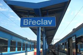 Станция  Breclav