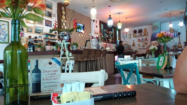 Café Valparaíso Portada al Mar