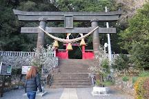 Hachimangukinomiya Shrine, Ito, Japan