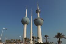 Kuwait Towers, Kuwait City, Kuwait