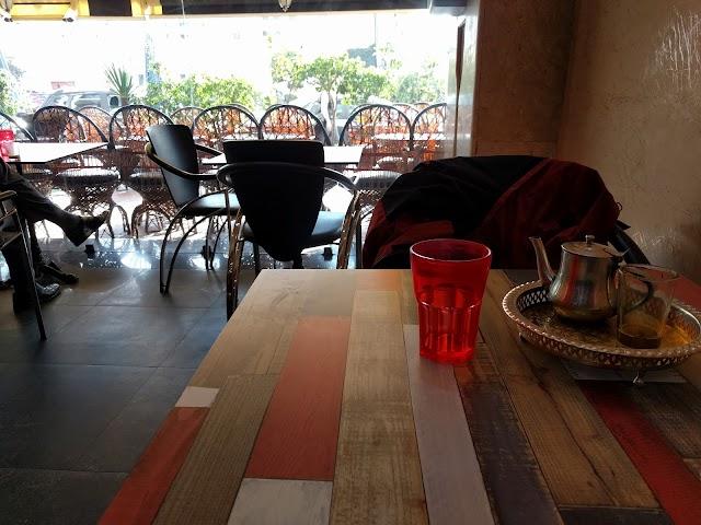 Café le Lac des Cygnes