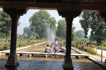 Shalimar Bagh Mughal Garden, Srinagar, India