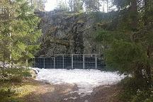Wolf Cave, Karijoki, Finland