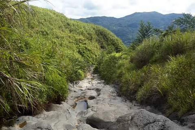 Kali Waterfall, Tomohon, Indonesia