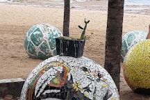 Itapua beach, Itapua, Brazil
