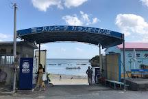 Miibaru Beach, Nanjo, Japan