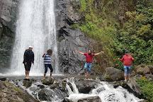 Cascada de Mundug, Patate, Ecuador
