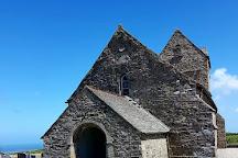 Eglise Notre-Dame, Jobourg, France