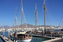 Puerto deportivo Marina Rubicon, Playa Blanca, Spain