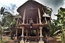 Anjungan Tukad Melangit, Tembuku, Indonesia